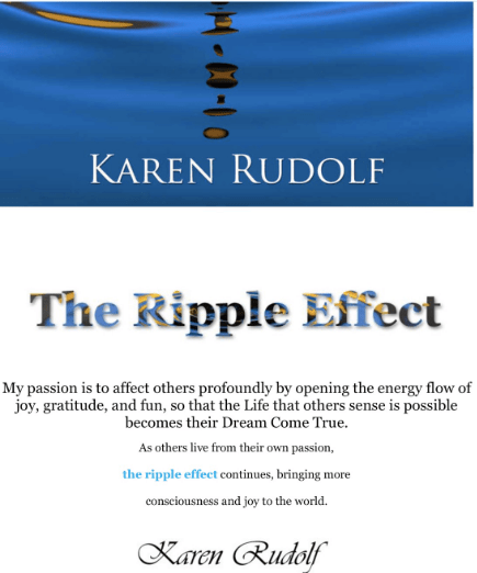 5 Ways to Create A The Ripple